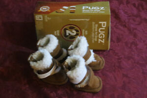 Pugz Shoes for Dogs Size 2 (small)