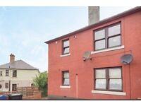 2 double bedroom upper villa in Newtongrange for rent asap.