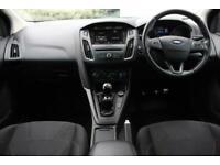 2015 Ford Focus 1.0 EcoBoost 125 Zetec S 5dr Hatchback Petrol Manual