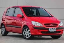 2007 Hyundai Getz Hatchback Pakenham Cardinia Area Preview