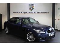 2007 57 BMW 5 SERIES 3.0 525D M SPORT 4DR 195 BHP DIESEL