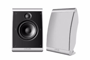 Polk Audio OWM3 On-Wall Home Audio Speakers (a pair) *BRAND NEW