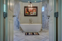 Need Washroom Renovations / Basement Contractors in Oakville?