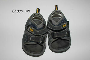 EUC to BRAND NEW Boy's size Infant size 3 M Shoes!