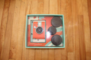 Lomo instant camera (limited edition) with 3 additional lenses