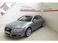 2010 60 AUDI A6 2.0 TDI S LINE SPECIAL EDITION 4D AUTO 168 BHP DIESEL