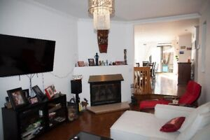 Townhouse for  rent downtown montreal
