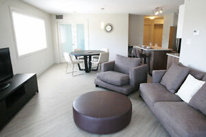 2bed,2bath, Furnished executive condo DT, Underground parking