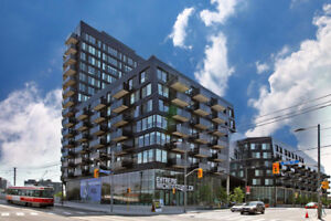 Beautiful 1+1 bedroom unit at River City in prime location