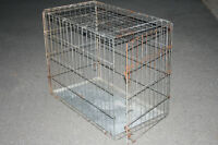 Folding Wire Pet Crate For sale