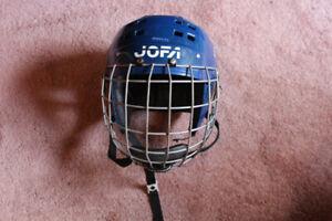JOFA vintage hockey helmet