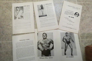Rare Wrestling Book For Sale. Locally Published $20 OBO London Ontario image 3