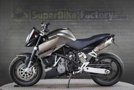 2006 06 KTM SUPERDUKE 1000CC 990