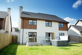 To rent, 5 bedroom detached villa, fully furnished, Aviemore (starting April 1st)