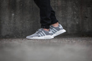 Gray and white NMDs Size 8.5 $220 DS