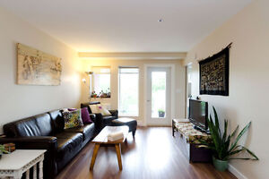 WOLSELEY & WEST BROADWAY! TOP FLOOR UNIT.