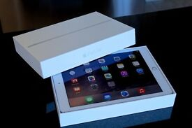 Apple iPad Air 2 16GB SILVER in NEW CONDITION!