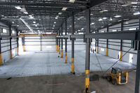 NEED A STEEL BUILDING ERECTED?