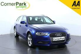 2013 AUDI A4 AVANT TDI SE START/STOP ESTATE DIESEL