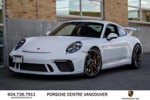 2018 Porsche 911 | 6spd Manual w/ carbon buckets!
