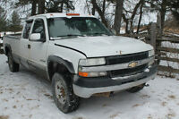 Parting out 99-05 Chevy/GMC Trucks