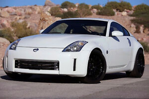 WANT TO BUY: Nissan 350Z Coupes with blown motors or trans