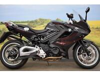 BMW F800GT **ABS, Braided Hoses, Heated Grips**