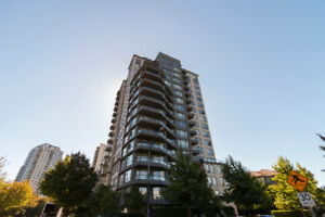 1 Bed & Den on the 16th Floor in the Joyce-Collingwood area