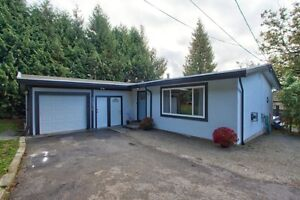 MISSION (Hatzic) 3 BEDROOM RANCHER! OPEN HOUSE SUNDAY 1-3