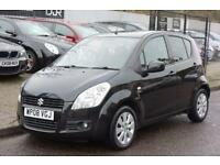 2008 08 SUZUKI SPLASH 1.2 GLS PLUS 5D 74 BHP DIESEL