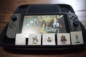 Amiibo NFC TAGS ONLY Zelda, Sheik, Link and more!