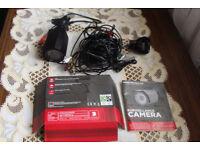 BRAND NEW, OPENED, UNUSED CCTV CAMERA