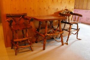 Rustic Furniture perfect for cottage