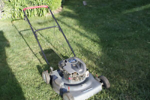 Murray Pro Series 22-inch with 6.5 HP Briggs & Stratton