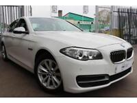 2014 14 BMW 5 SERIES 2.0 520D SE 4D AUTO 181 BHP DIESEL