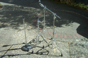 Cymbal & Mic Stands