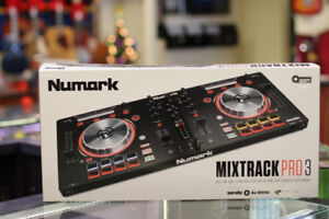 Numark Mixtrack Pro 3 - Perfect for DJing the Holidays!