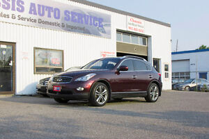 2011 Infiniti EX35 JOURNEY ONE OWNER ACCIDENT FREE! $16999
