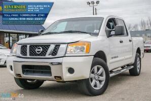 2012 Nissan Titan -