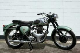 1958 BSA 500cc A7SS - Nice Condition