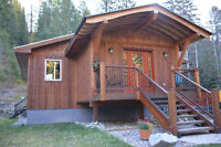 Home for rent in Kimberley for the ski season