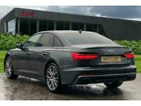 2021 Audi A6 Black Edition 40 TDI 204 PS S tronic Auto Saloon Diesel Automatic