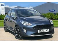 2020 Ford Fiesta 1.0 EcoBoost 95 Active X Edition 5dr Hatchback Petrol Manual