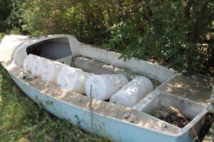 Old sailboat hull - would be a winter project