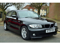 BMW 120 2.0TD 2005 Diesel, Sport,, FULL S/HISTORY, JAN MOT, 2 OWNER, AA WARRANTY