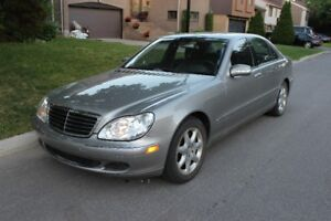 2005 Mercedes Benz S430 4Matic Long Base 35000KM ONLY
