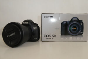 Canon 5D MK III Body Only (22038) Shutter Count.