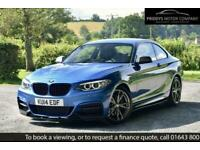 2014 BMW 2 Series M235I GENUINE M POWER KIT + THIS IS A KEEPER Auto Coupe Petrol