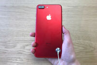 PARTS ONLY Selling Iphone Product Red A1778 $100