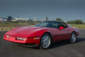 1989 Chevrolet Corvette Coupe (2 door)